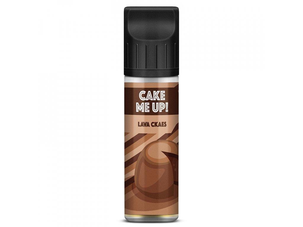 Cake Me Up - Shake & Vape - Lava Cakes 20ml (Čoko - Brownie, Krém)