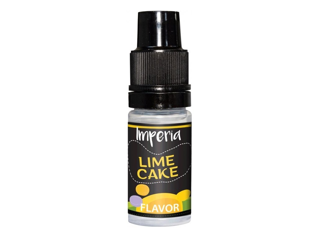 Imperia Black Label Lime Cake (Cheesecake, Krém, Čokoláda bílá, Limetka) Aroma 10ml