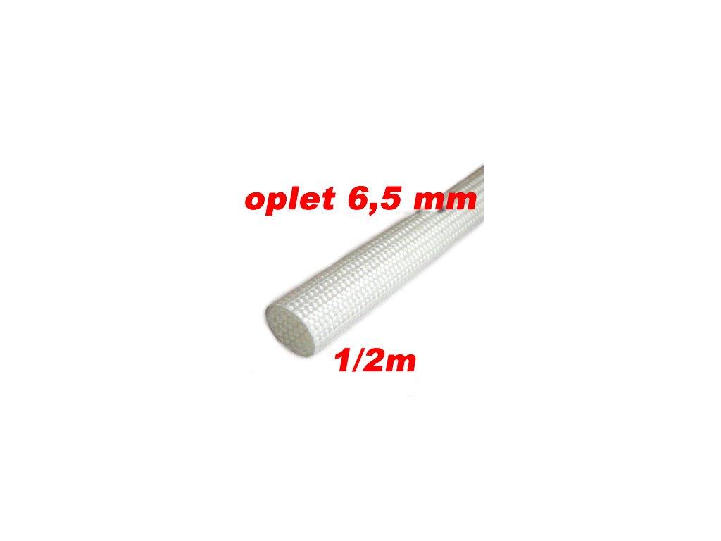 Sklokeramický oplet 6,5 mm