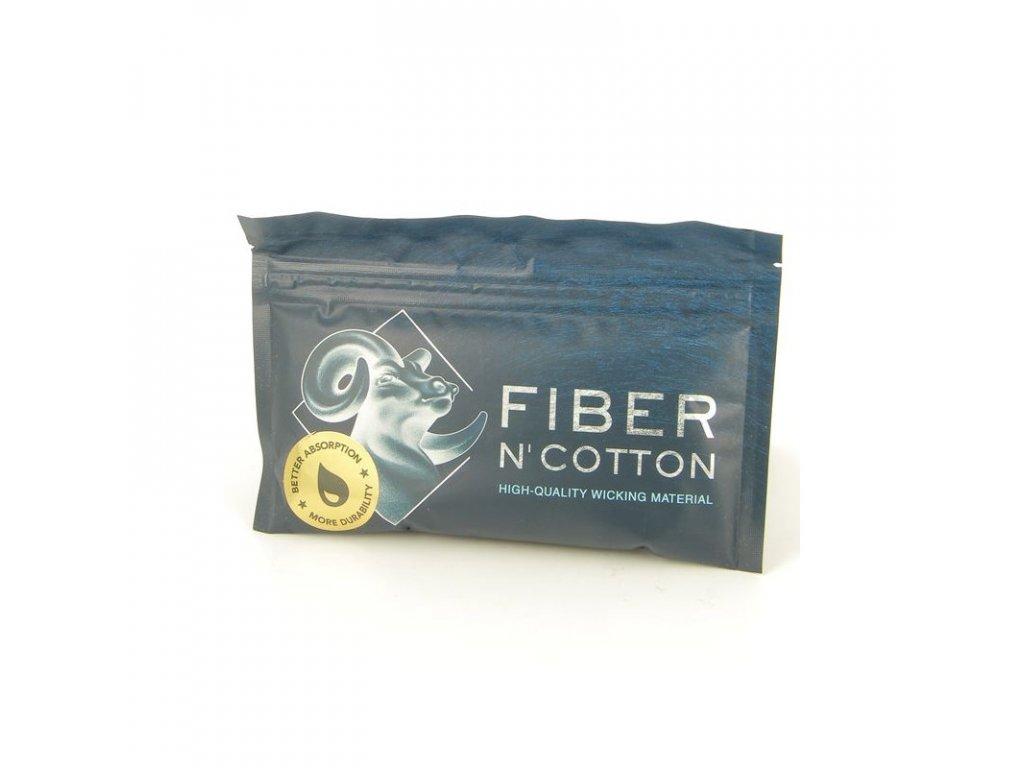 Fiber Cotton V2 organická bavlna (vata)