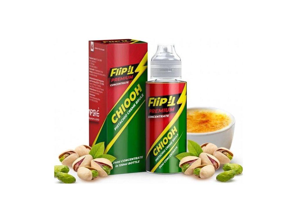 PJ Empire 12ml Cream Queen Cinna Flakes (Skořice, Vločky, Jablko) Aroma