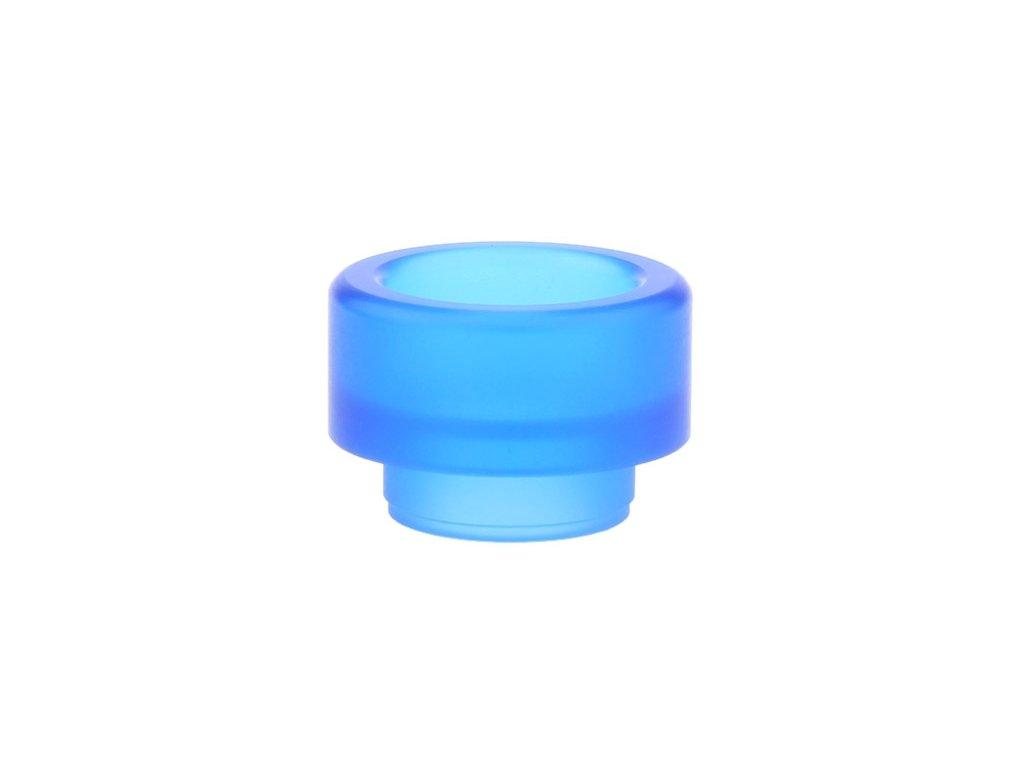 Drip Tip 810 Acryl Modrý