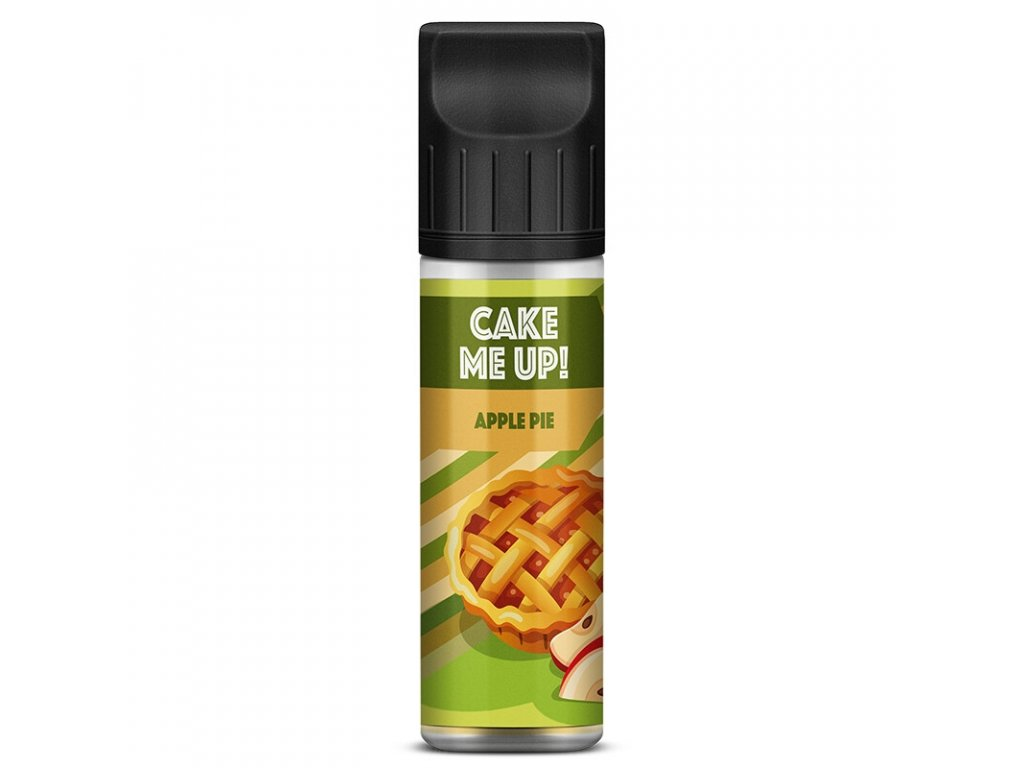 Cake Me Up - Shake & Vape - Apple Pie 20ml (Jablečný štrůdl)