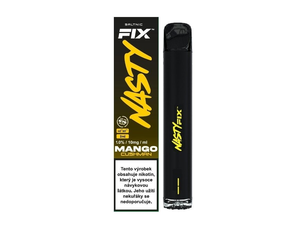 Nasty Juice - Shake & Vape - Double Fruity 20ml Slow Blow (Ananas, Limetka, Led)