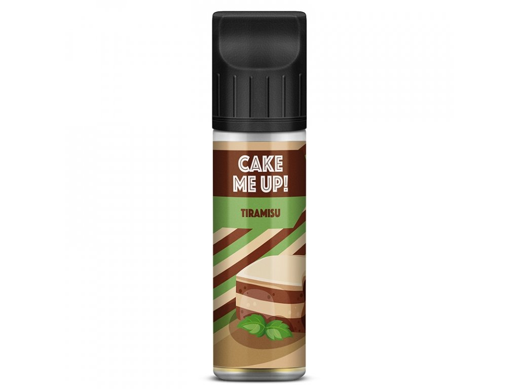 Cake Me Up - Tiramisu - Shake & Vape - 20ml (Tiramisu)
