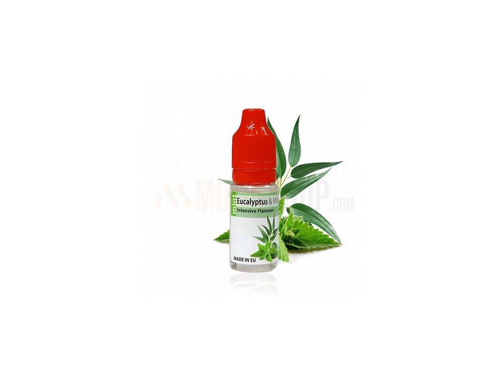 Molinberry Eucalyptus & Mint (Eukalyptus a Máta) Aroma