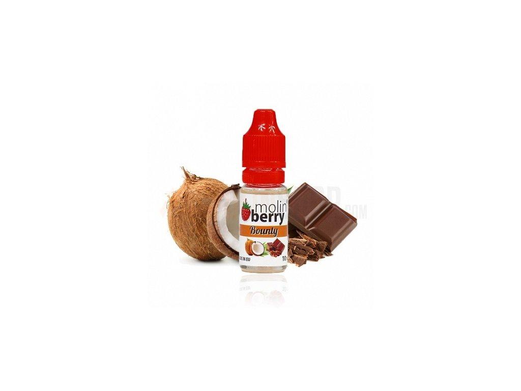 Molinberry Bounty (Sušenky, Kokos, Oříšek a Čokoláda) Aroma
