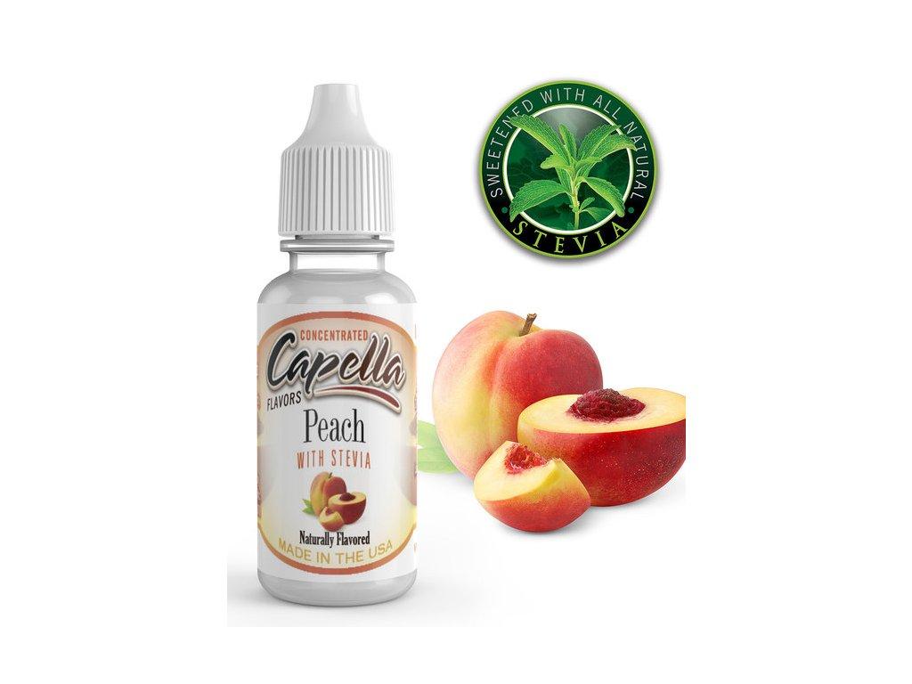 Capella Peach with Stevia (Broskev a Stévie) Aroma