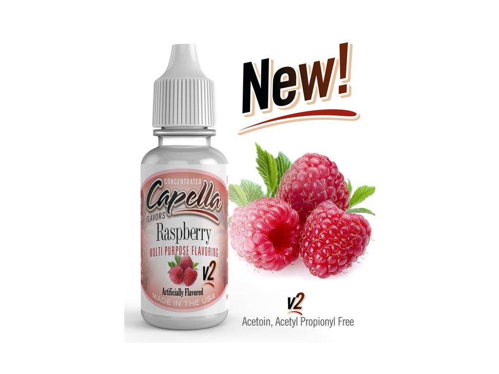Capella Raspberry v2 (Malina) Aroma