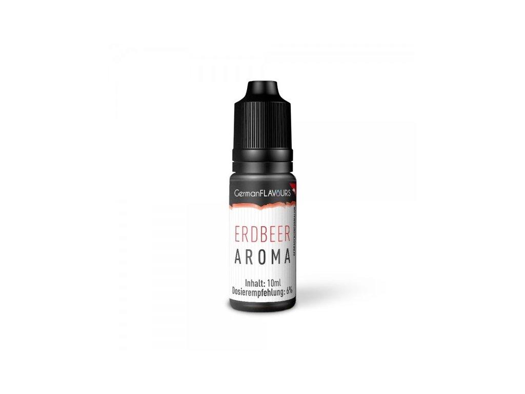 GermanFLAVOURS Erdbeer (Jahoda) Aroma