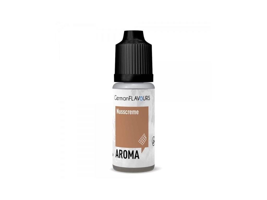 GermanFLAVOURS Nusscreme (Krém Oříšek) Aroma