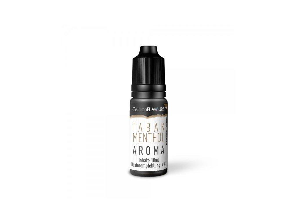 GermanFLAVOURS Tabak Menthol (Tabák, Mentol) Aroma