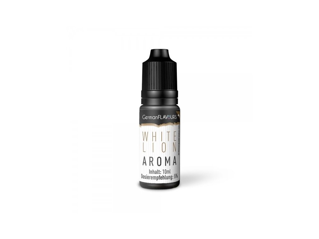 GermanFLAVOURS White Lion (Tabák) Aroma