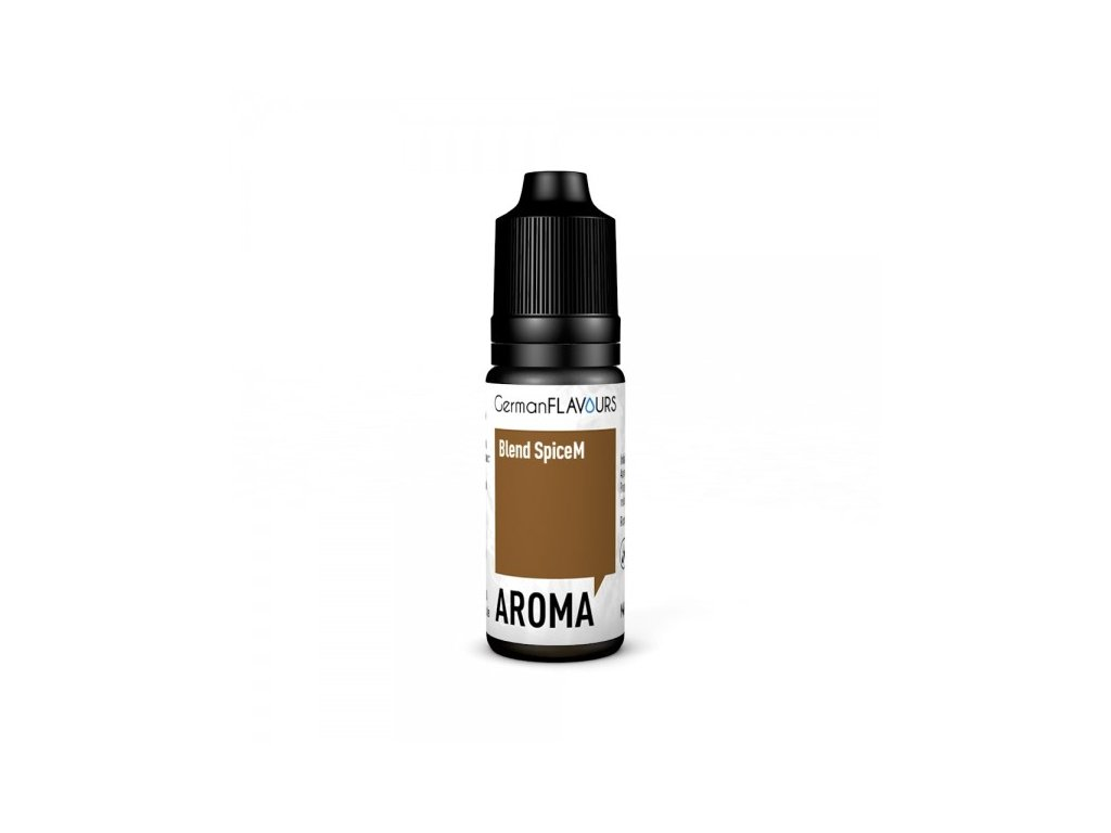 GermanFLAVOURS Blend SpiceM (Tabák) Aroma