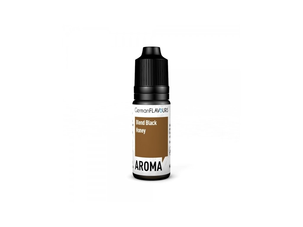GermanFLAVOURS Blend Black Honey (Tabák) Aroma