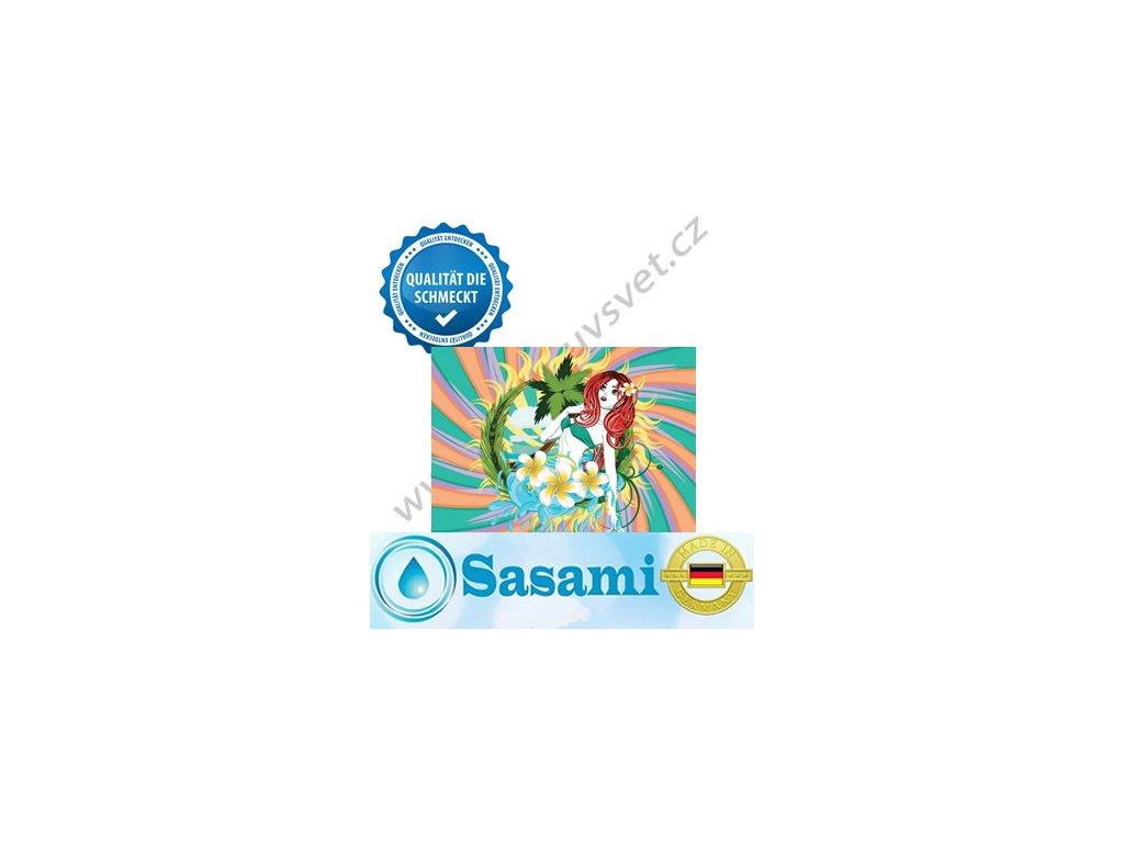 Sasami Tabak Typ Tahiti Girl (Tabák) Aroma