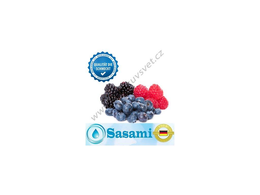 Sasami Wild Berry (Lesní ovoce) Aroma