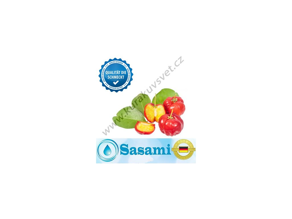 Sasami Acerola Cherry (Třešeň) Aroma