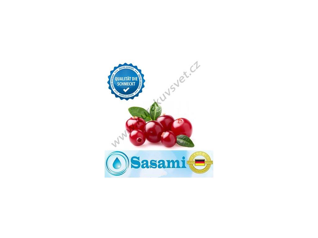 Sasami Cranberry Crush (Brusinka) Aroma