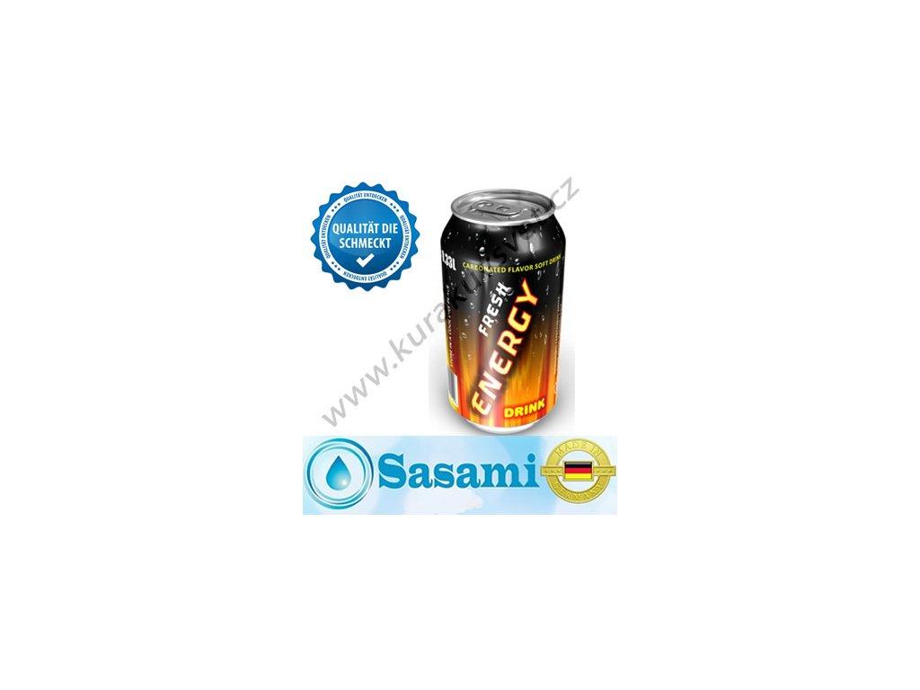 Sasami Energy (Energetický nápoj) Aroma