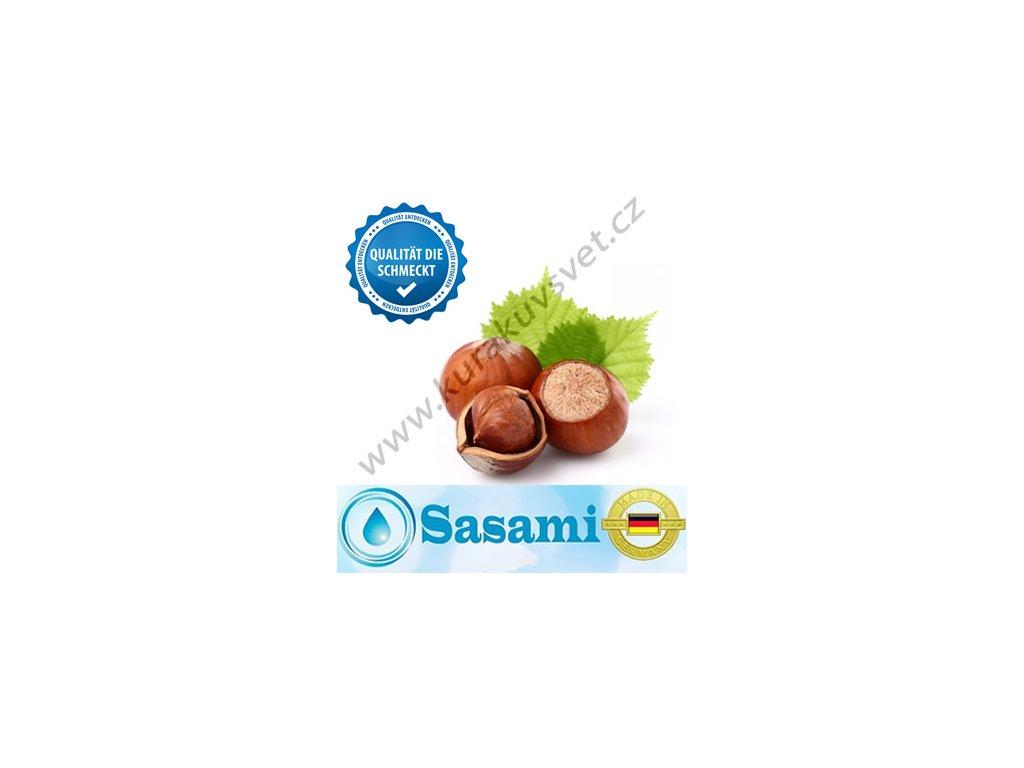 Sasami Hazelnut (Lískový oříšek) Aroma
