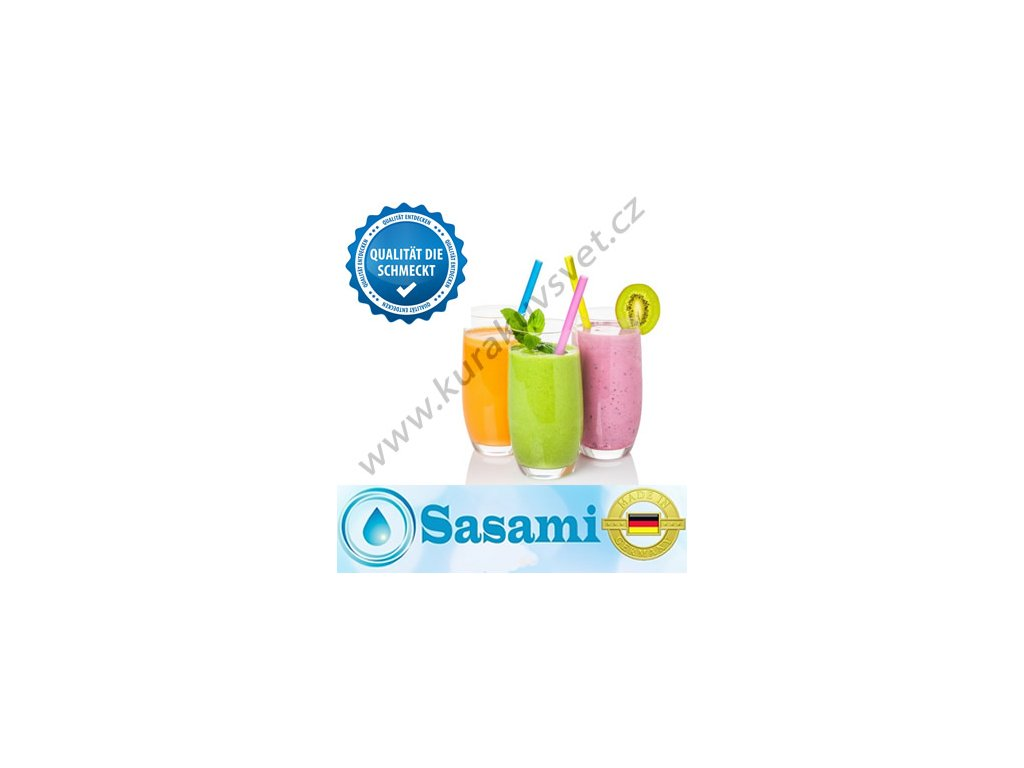 Sasami Smoothie (Koktejl) Aroma