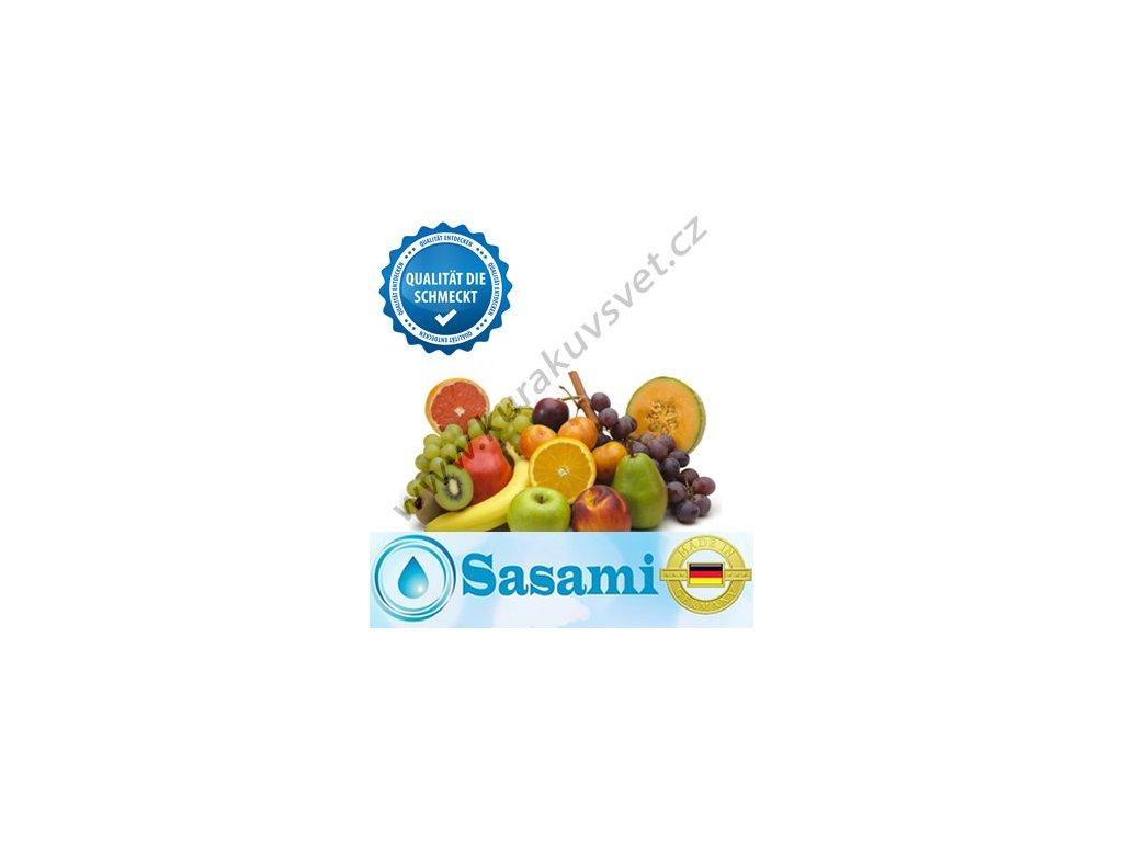 Sasami Tutti-Frutti (Ovoce) Aroma