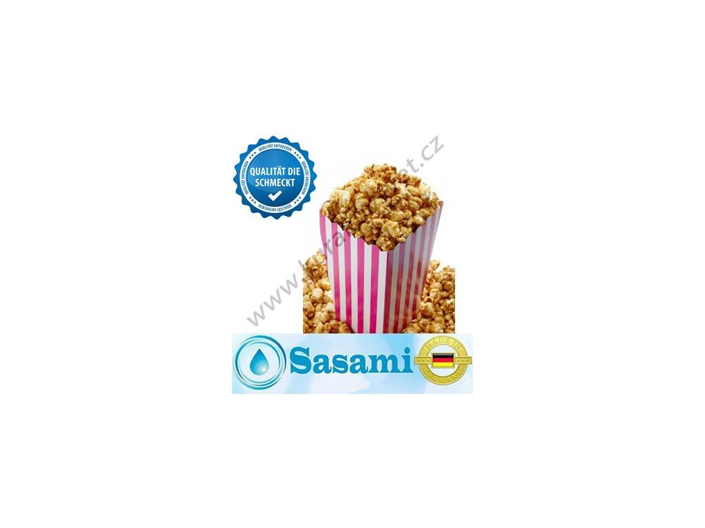 Sasami Popcorn - Karamell (Popcorn) Aroma