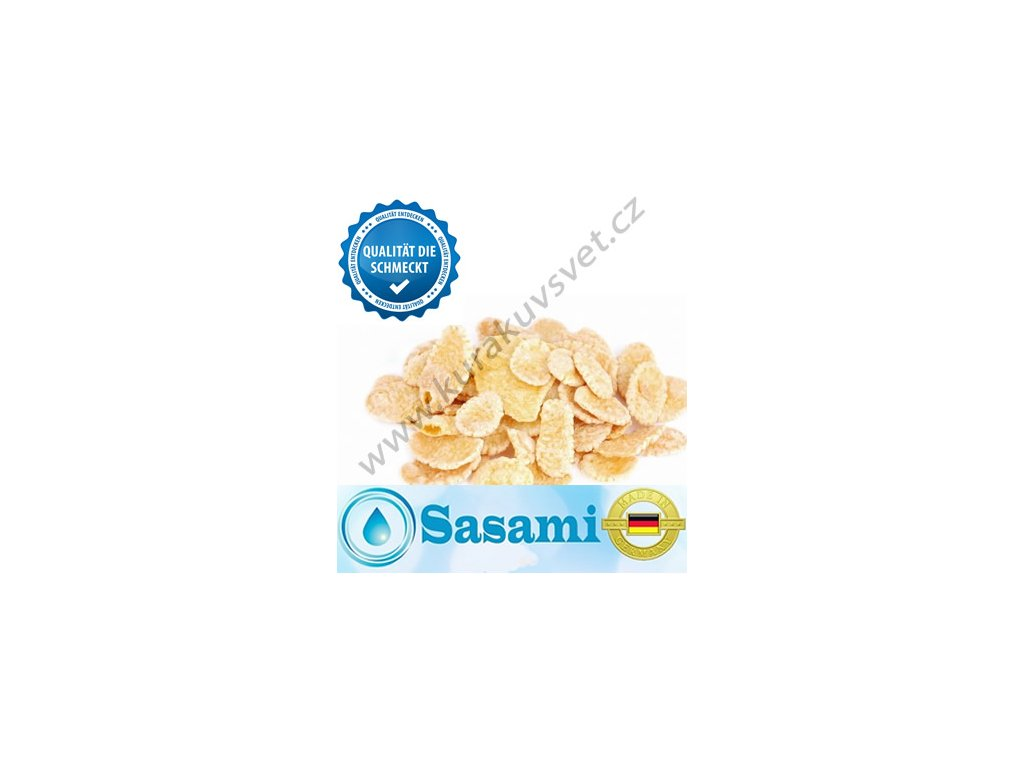 Sasami Honig Cornflakes (Lupínky) Aroma