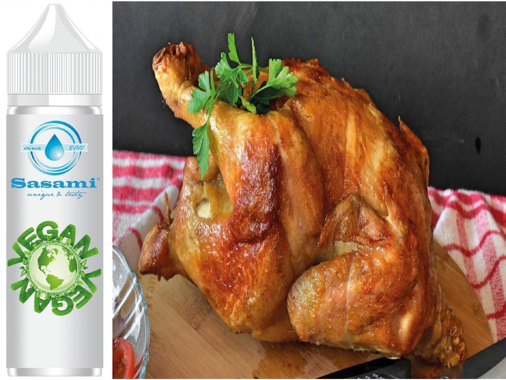 Sasami Blaue Himbeere (Ostružinomalina) Aroma