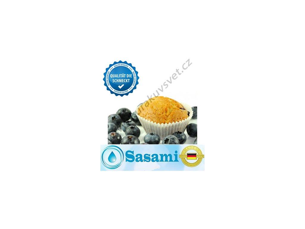Sasami Blaubeer Muffin (Muffin a Borůvka) Aroma