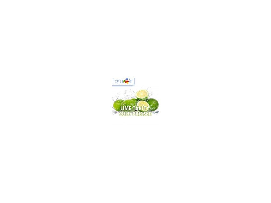 FlavourArt Lime Flavor COLD PRESSED (Limetka) Aroma
