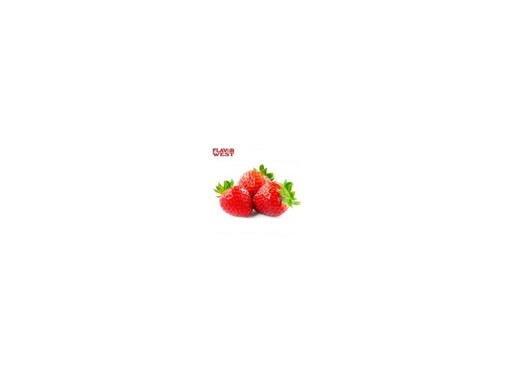 Flavor West Strawberry (Jahoda) Aroma