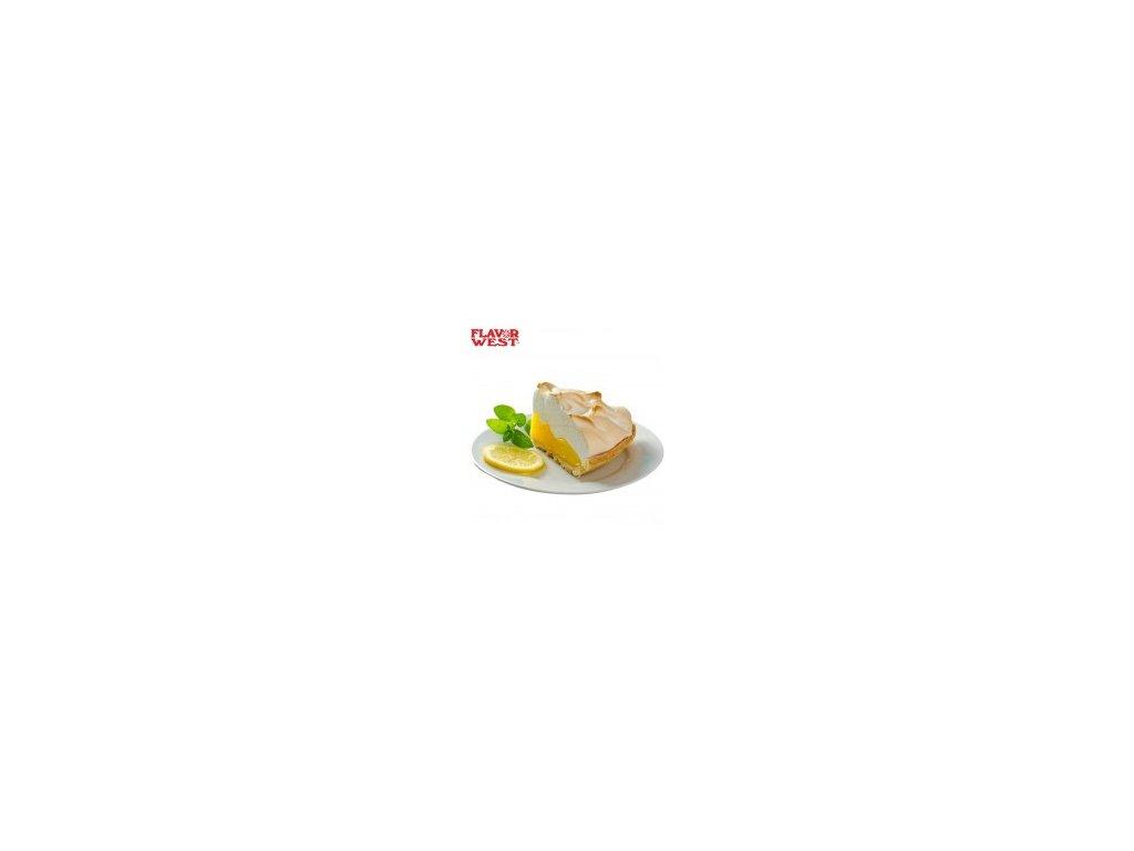 Flavor West Lemon Meringue Pie (Citronový dezert) Aroma