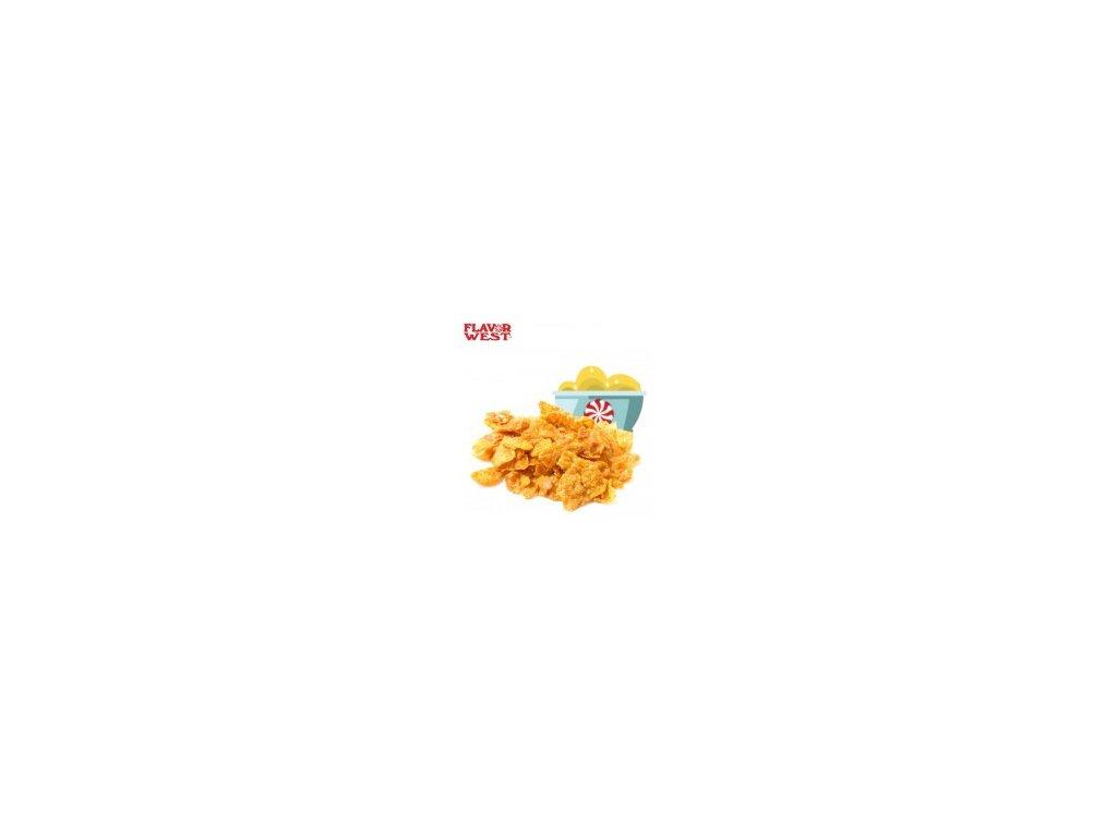 Flavor West Crunch Cereal (Cereálie) Aroma
