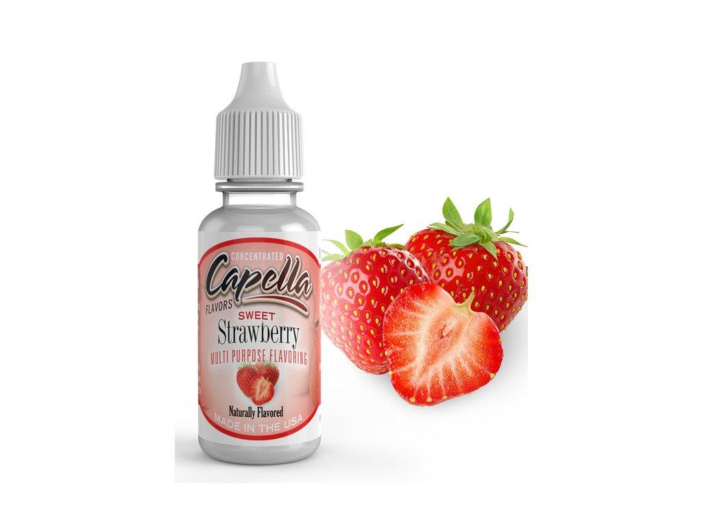 Capella Sweet Strawberry (Jahoda) Aroma