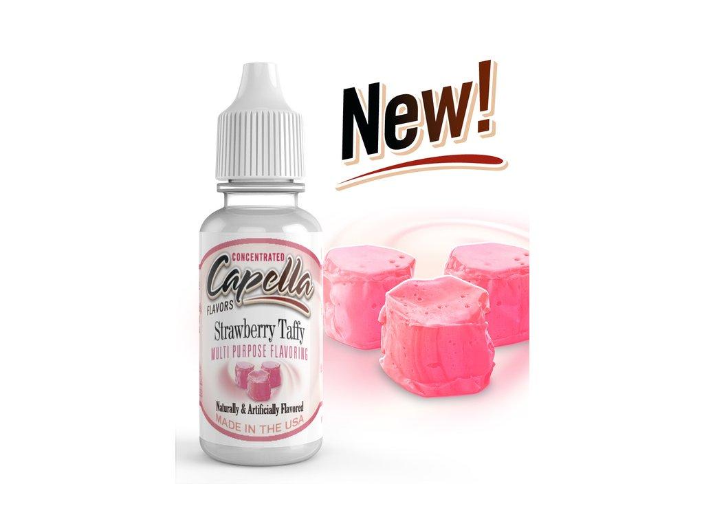Capella Strawberry Taffy (Karamelka) Aroma