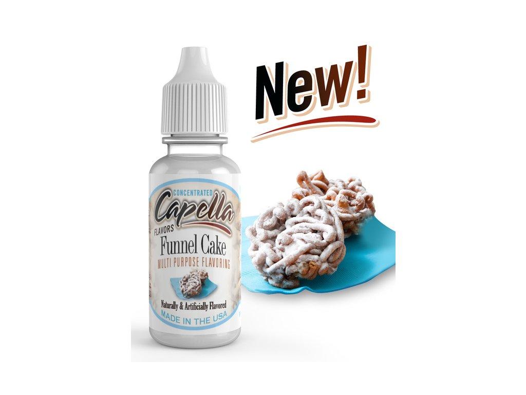Capella Funnel Cake (Koláč) Aroma
