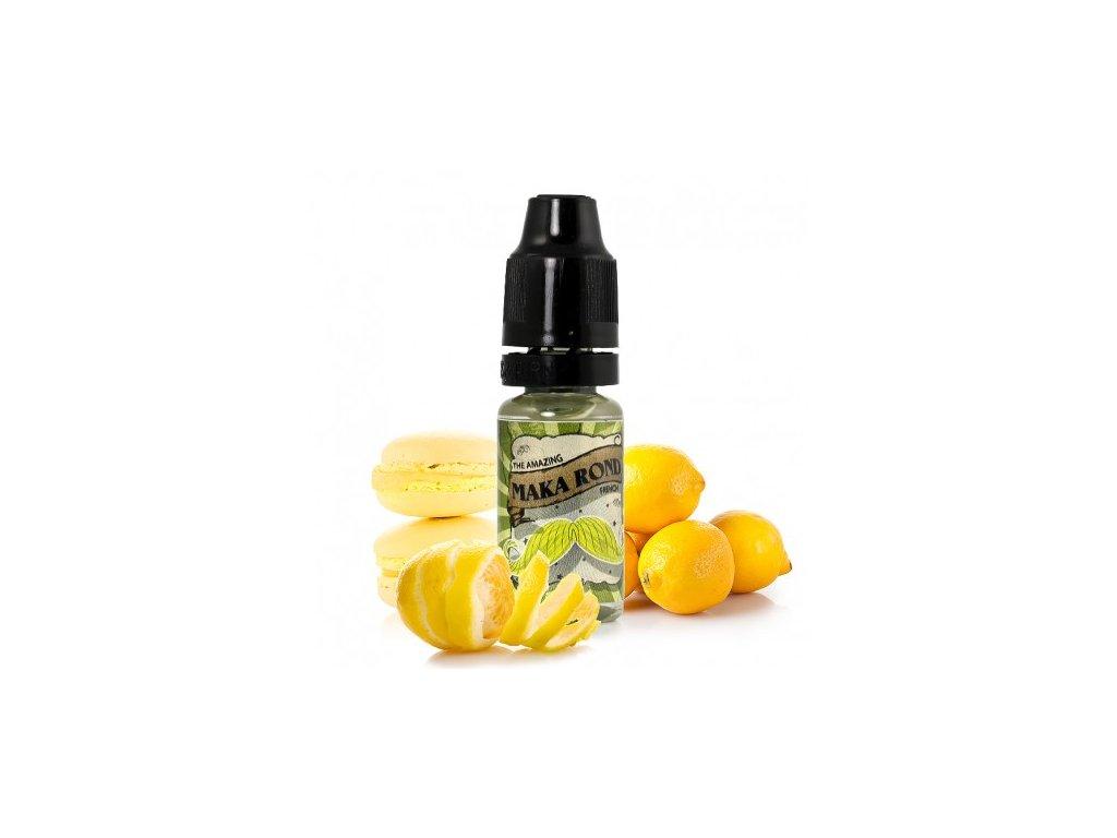Revolute Vape OR DIY: Maka Rond Lemon (Citrónová pusinka) Aroma