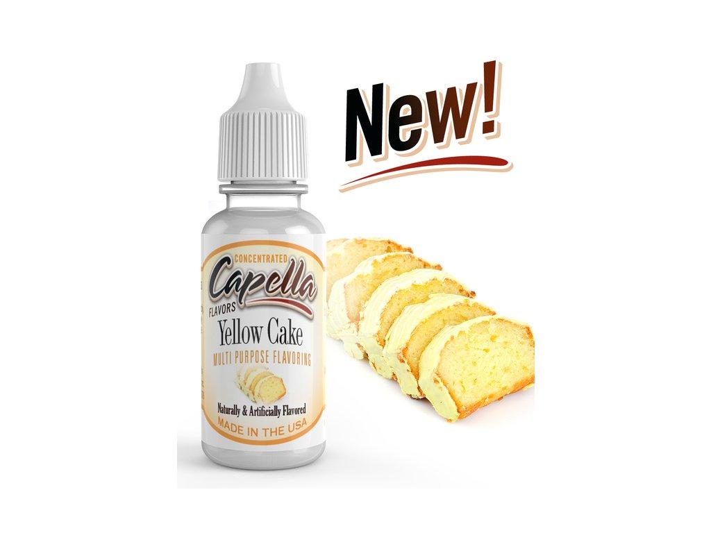 Capella Yellow Cake (Piškotový korpus) Aroma