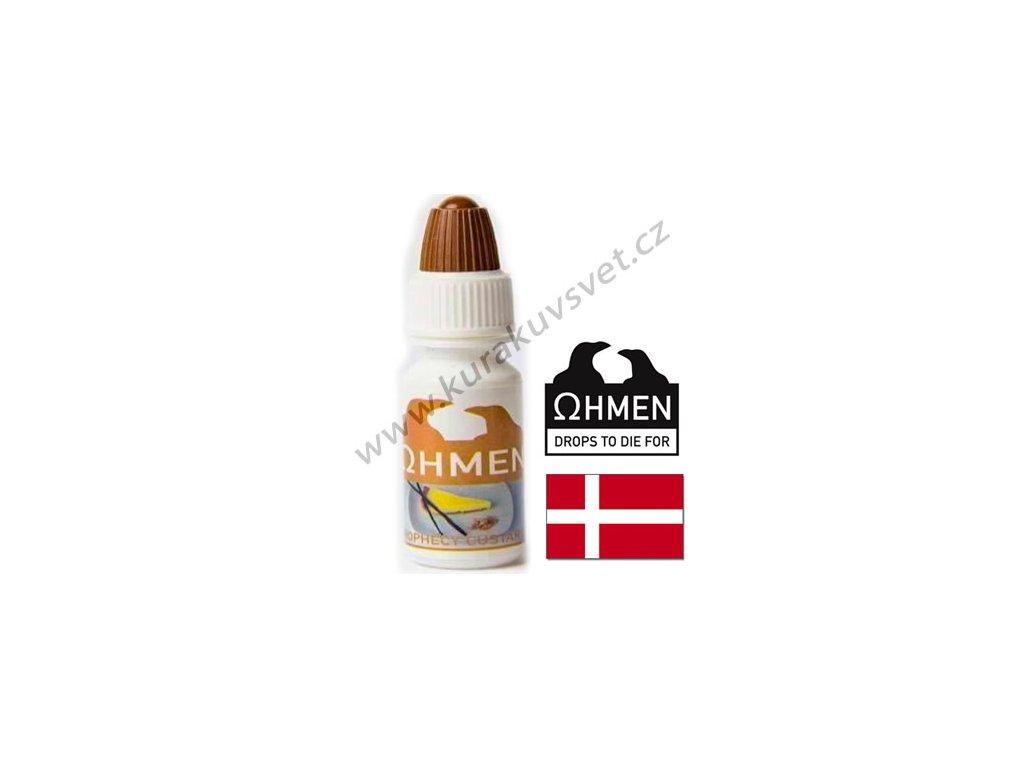 Ohmen Prophecy Custard (Krémový vanilkový pudink) aroma 10ml