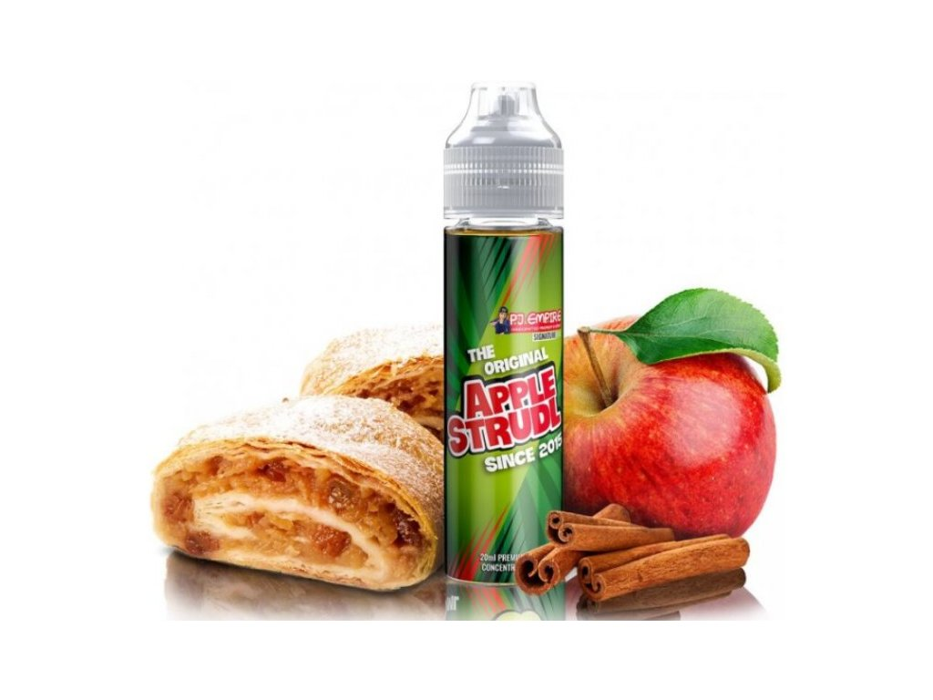 prichut pj empire shake and vape signature line 20ml apple strudl