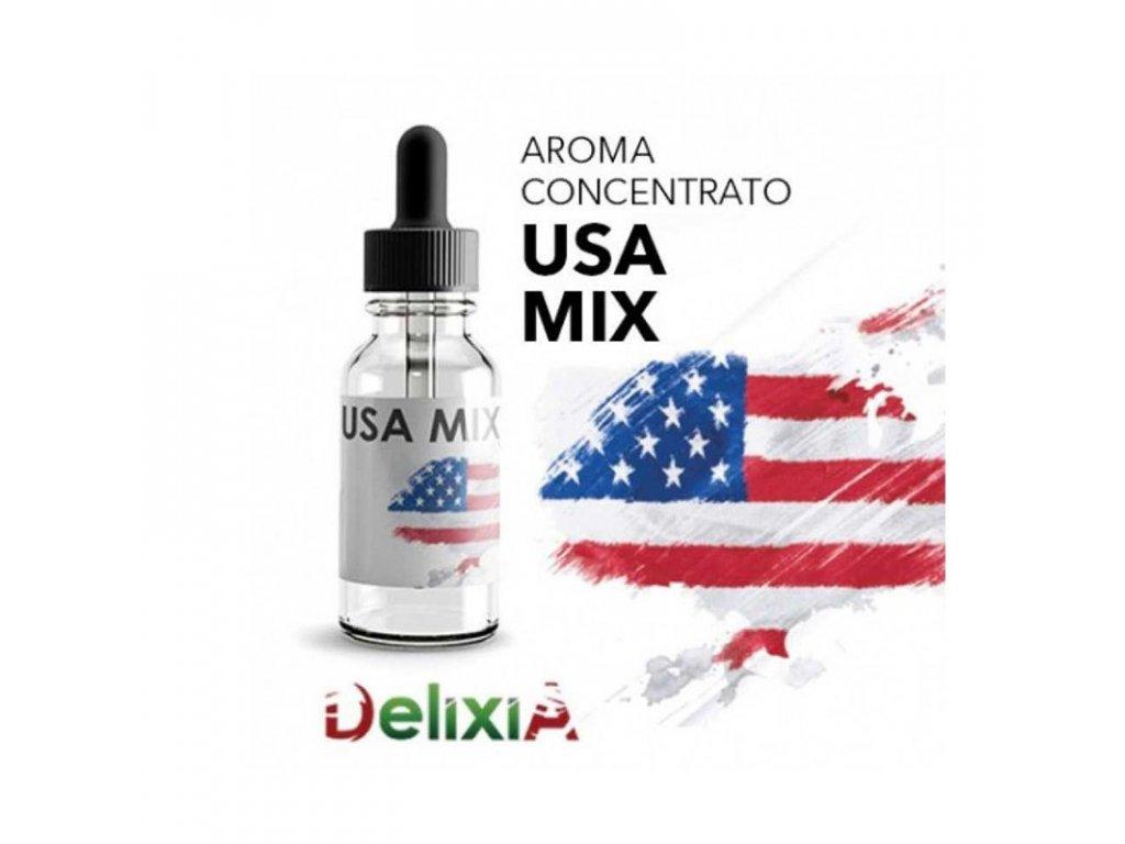 Delixia Usa Mix (Tabák) Aroma