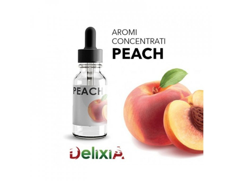 Delixia Pesca (Broskev) Aroma