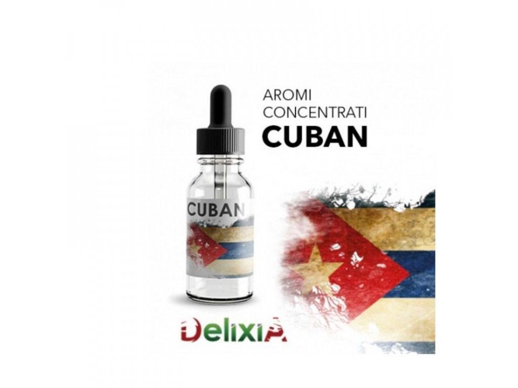Delixia Cuban (Tabák) Aroma