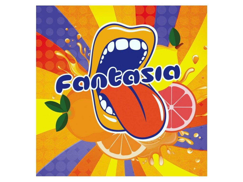 Big Mouth - Fantasia (Limonáda) Aroma