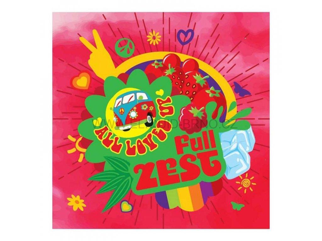 Big Mouth - All Loved Up - Full Zest (Červené ovoce a Bobule) Aroma