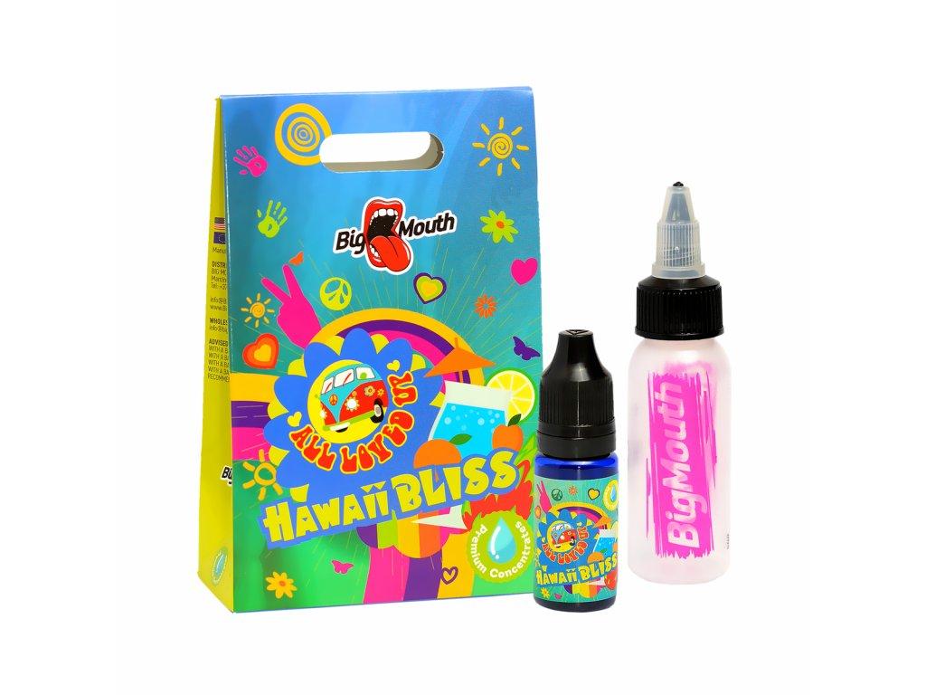 Big Mouth - All Loved Up - Hawai Bliss (Dračí ovoce, Broskev a Limetka) Aroma