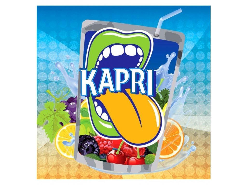 Big Mouth - Kapri Fruit juice (Hrozny, Malina, Pomeranč, Citrón, Limetka a Třešeň) Aroma