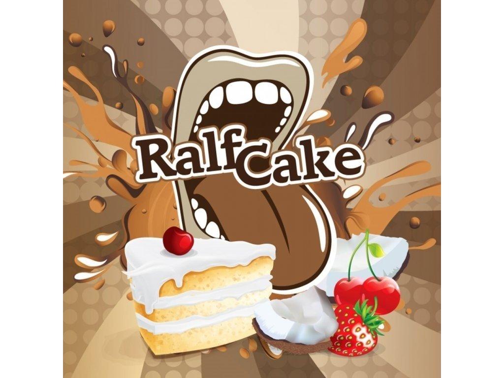 Big Mouth - Ralf Cake (Dortík, Kokos, Smetana a Ovoce) Aroma